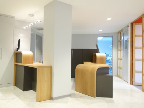 Projet Cabinet Dentaire Foucher - Agence Tokio